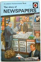 Vintage Ladybird Book - The Story of Newspapers - 601,2'6 First Edition VeryGood
