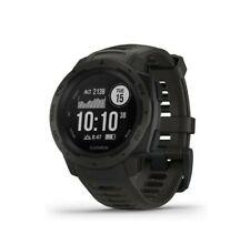 Garmin Instinct Men's Running Watch - Graphite - 010-02064-00***