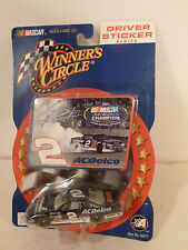 #2 KEVIN HARVICK 2001 BUSCH CHAMPION CHEVY MONTE CARLO 2002 WINNERS CIRCLE 1:64