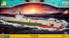 COBI ORP Orzel / Eagle (4808) - 1240 elem. - WWII Polish submarine