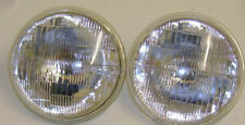 CASE INTERNATIONAL TRACTOR Round Sealed Beam Head Light Units 5 3/4 inch X 2