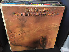 The Moody Blues To Our Childrens Childrens Children vinyl LP EX 1969