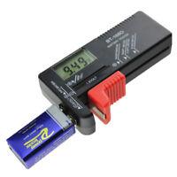 General Batterietester BT 168D Batteriekapazität Batterietester 9V 1,5V AA AAA
