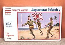 1/32 GLENCOE JAPANESE INFANTRY MODEL KIT 02202