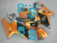 Orange  GSX-R1000 Fairing For Suzuki GSXR1000 2001 2000-2002 023 A3