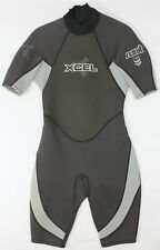 Xcel Mens Super Lite 2.0 Spring Suits & Jackets Charcoal/Grey S New