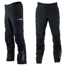 Pantalons noirs Richa pour motocyclette Homme