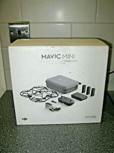 DJI Mavic Mini  Fly More Combo - Light Grey - Ultralight   UK