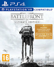 Star Wars Battlefront Ultimate Edition [Playstation VR Ready] PS4 Playstation 4
