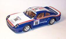 CB Coche Italia Vintage 1/24 scale Porsche 959 Rally-casi Nuevo
