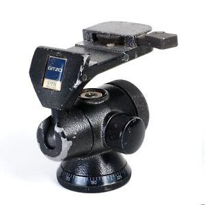 ^ Gitzo G1276 Heavy Duty Tripod Head [No Camera Plate]