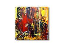 Wandbild Gemälde Abstrakt  Acrylmalerei Unikat Nr. 786