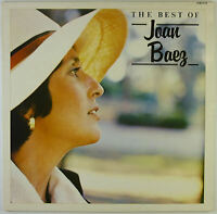 "12"" LP - Joan Baez - The Best Of Joan Baez - k5486 - washed & cleaned"