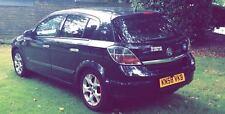 Vauxhall Astra 2009 diesel 5 door black 89k mileage
