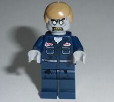 "T.V. #12G Lego The Walking Dead ""Prison Zombie"" Gray Genuine Lego parts season 3"