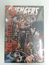 Avengers X-Sanction, HARD COVER, Marvel