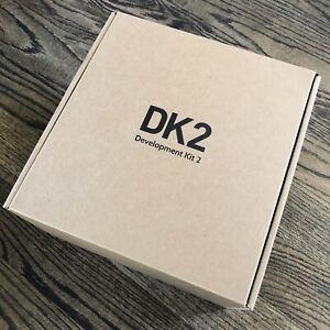 NEW! Oculus Rift DK2 VR Virtual Reality Headset - Developers Kit (Sealed Bags)
