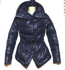 Cappotti e giacche da donna blu con Cerniera Taglia 40  8187f95c52f