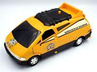 Figurine véhicule 1991 Bandai WINSPECTOR SUPER RESCUE SOLBRAIN 20 cm