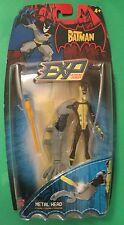 Metal Head villain 5 inch action figure DC Universe MATTEL BATMAN EXP Animated