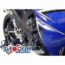 Yamaha 2009-14 YZF-R1 Shogun S5 Carbon Frame Sliders No Cut Version