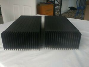 Meridian Mono Blocks 205 Boothroyd Stuart