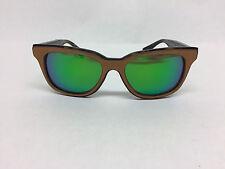 Revo occhiali da sole sunglasses Drake Crystal lens RE 1007 02 GGN 53-38-19
