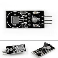 1Pcs DS18B20 Digital Temperature Thermometer Sensor Board Module For Arduino T2.