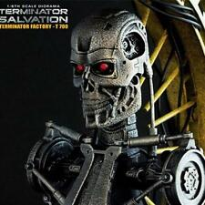 HOTTOYS HOT TOYS TERMINATOR SALVATION T-700 T700 ENDOSKELETON DIORAMA ES AQ1345