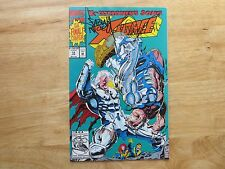 1993 X-FORCE 18 X-CUTIONER'S SONG X-OVER SIGNED 2X GREG CAPULLO & FABIAN NICIEZA