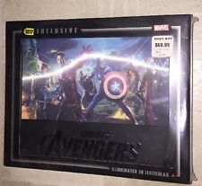 The Avengers (Blu-ray/DVD, 2012, 4-Disc Set, Combo Pack 3D/2D Includes Digital C