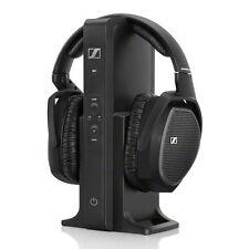 Sennheiser RS175 Over-Ear RF Wireless Stereo Home Audio Headphone Digital System