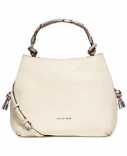 Michael Kors Isabel Large Convertible Shoulder Bag Ecru 30S6SIPL7N $428