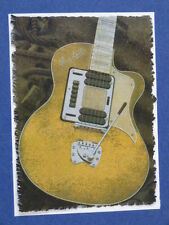 aab handmade greetings / birthday card HAGSTROM P46 GUITAR DETAIL