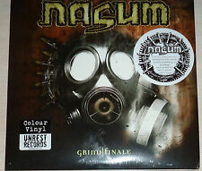 Nasum - Grind Finale Ltd. Edition 4X LP / New Color Vinyl / Sealed (2012)