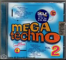 MEGA TECHNO VOL 2 (SIGILLATO) 2000