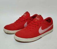 Nike Mens 9 SB Eric Koston 1 Sneakers Red 579778-611 Skate Shoes 2012 Low