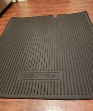2013-2018 Nissan Sentra Cargo/Trunk All Weather Mat. OEM. Brand New