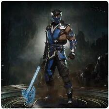 McFarlane Mortal Kombat NEW * Sub-Zero * 7-Inch Action Figure