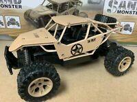 RECHARGEABLE BUGGY CAR REMOTE CONTROL RC SAND MONSTER TRUCK SAND MONSTER 4X4
