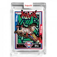Topps Project70 Card 122 - 2005 John Kruk by Distortedd Philadelphia Phillies