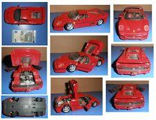 Maisto 1:24, Ferrari F50 modellismo metallo auto vintage