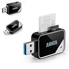 Anker USB 3.0 Portable Card Reader 8-in-1 For Multiple Cards
