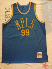 RARE Minneapolis MPLS Lakers George Mikan #99 Mitchell Ness Jersey  size 54