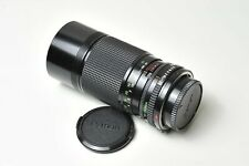 Canon FD 70-150mm F4.5 MF As-Is [204320]