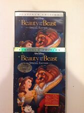 Beauty and the Beast (DVD,2002,2-Disc, Special Edition)Authentic US Release