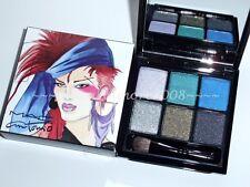 NIB MAC Eyeshadow Palette ~ ANTONIO LOPEZ 6 Eyes/ Teal ~ LE