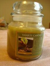 YANKEE CANDLE SPA JAR  CANDLE  14.5OZ   ~NEW~
