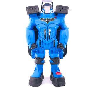 Mattel DC Batman Batbot Xtreme Robot Working 28'' Tall Mattel Imaginext Robot