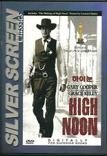 HIGH NOON   NEW  DVD